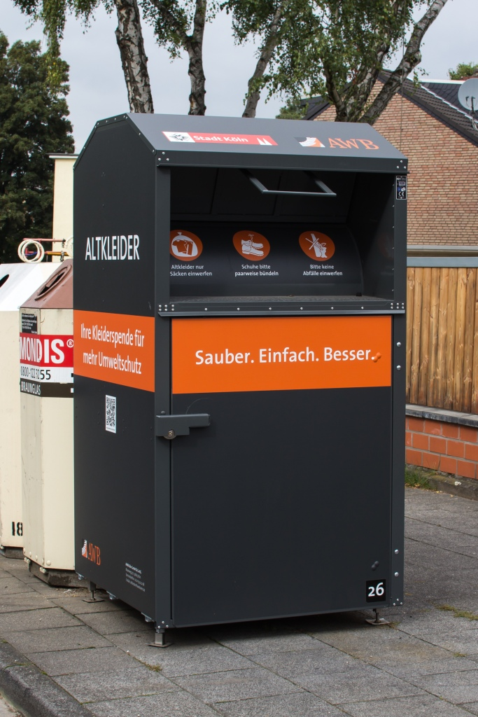 Recycling, Polyamid, Wolle, Kleidung
